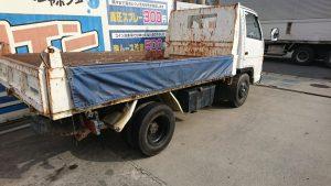 津市車検 車検安い いすゞ トラック